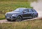 Bentley Bentayga – Anglická obludka drncá