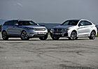 BMW X4 xDrive30d vs. Range Rover Velar D240 – Nekonkurující si konkurenti