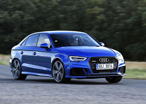 Audi RS 3 sedan – Legenda pod kapotou, radost za volantem
