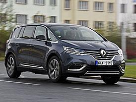 Renault Espace Energy TCe 225 EDC – Dvě deci a dějí se věci!