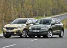 Peugeot 3008 1.6 BlueHDi EAT6 vs. Škoda Karoq 1.6 TDI DSG – Jak je dobrý karoq…