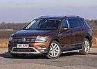 Volkswagen Tiguan Allspace 2.0 TDI (110 kW) - Mexický medvěd
