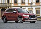 Audi SQ5 TFSI quattro – Létat je tak snadné!
