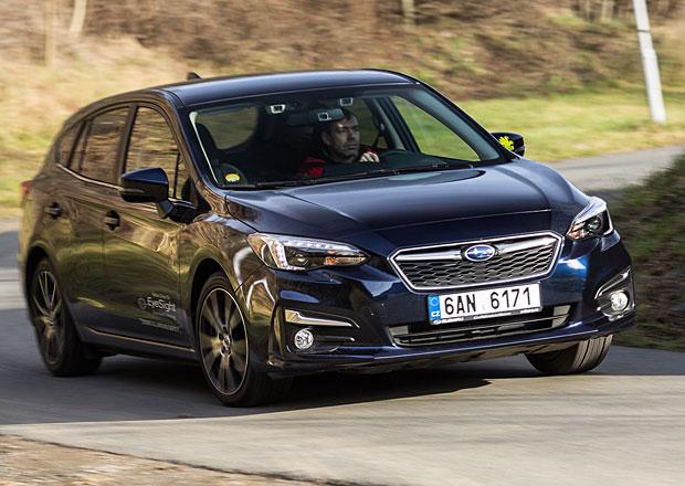 Subaru Impreza 2.0i Lineartronic – Tohle auto musíte pochopit!