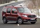 Mercedes Citan 111 CDI KB/L Tourer M1 – Draze převlečené kangoo!