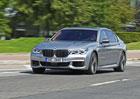 BMW M760Li xDrive – Když potřebujete dvanáct válců