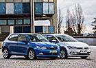 Škoda Fabia vs. VW Polo – Starší vs. novější malá technika