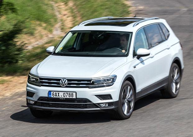 VW Tiguan Allspace 2.0 BiTDI 4Motion Highline – Dává smysl?