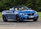 BMW 230i Cabrio – Labutí píseň pro reklamu na kabriolety