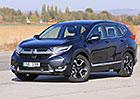 Honda CR-V 1.5 VTEC Turbo 2WD Elegance – Nenechte se ošálit!