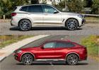 BMW X3 xDrive30i a X4 xDrive30i - Hezčí není lepší!