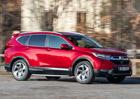 Honda CR-V 1.5 VTEC Turbo CVT 4WD Executive – Tuhle pětku chci!