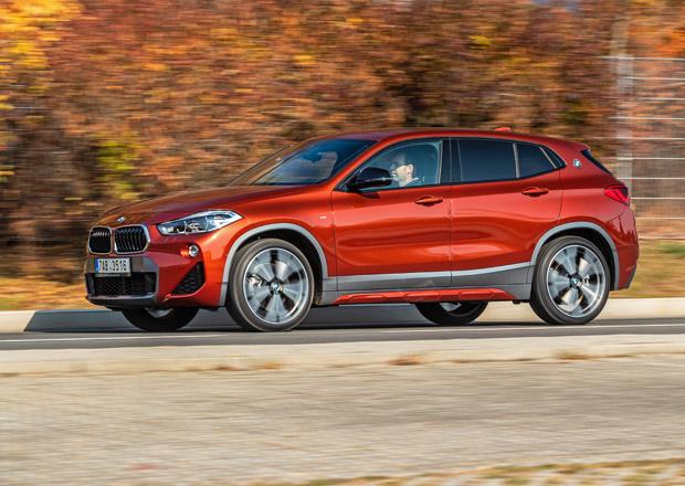 BMW X2 xDrive20d M Sport X – Chci být sportovec!