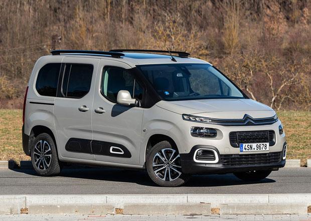 Start dlouhodobého testu Citroën Berlingo 1.5 BlueHDi EAT8 – Vítej v rodině
