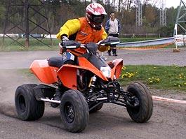 KTM Test day 2008:
