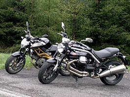 Aprilia a Moto Guzzi den 2008