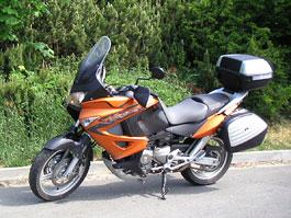 Dueltest - Honda XL1000V Varadero vs. Moto Guzzi Stelvio 1200