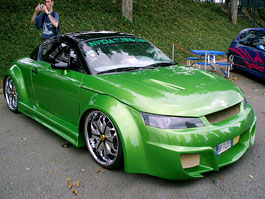 13. GTI Tuning International, Magny Cours, Francie