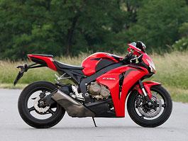 Test - Honda CBR1000RR Fireblade 2008