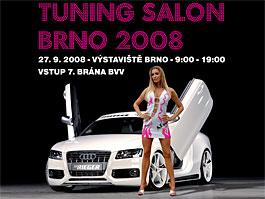 Pozvánka: Tuning Salon Brno 2008
