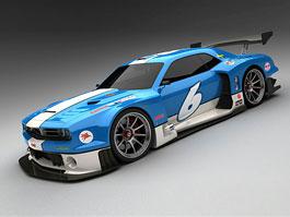 Dodge Challenger ve FIA GT? Zatím pouze s Vizualtechem