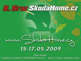 8. Sraz SkodaHome.cz