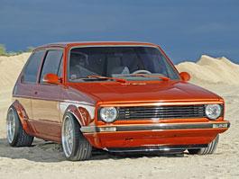 VW Golf I 1.9 TDI: Luft problém