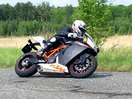 KTM den 2009 - za řídítky 990 SMT a 1190 RC8 R