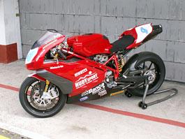 Ducati den - Autodrom Most 2009