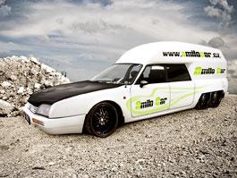 Virtuální tuneři a Citroen CX Loadrunner