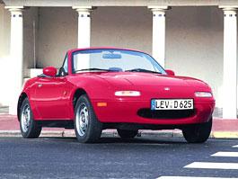 Pod lupou: Mazda MX-5 – Dvacet let s větrem ve vlasech  (Díl první)