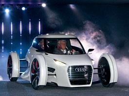 Audi Urban Concept: lehkonohost opět na scéně