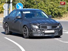 Spy Photos: Mercedes-Benz C55 AMG