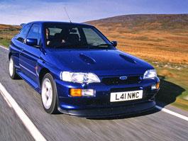 Pod lupou: Ford Escort RS Cosworth - Okřídlený ovál