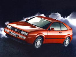Pod lupou: Volkswagen Corrado (1988-1995) – Germánský toreador