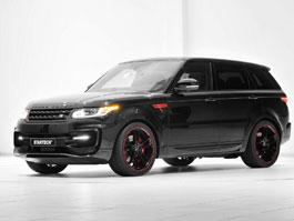 Range Rover Sport by Startech: Silnější a širší
