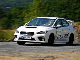 Test: Subaru WRX STI – Nové nejlepší
