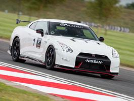 Za volantem: Nissan GT-R Nismo