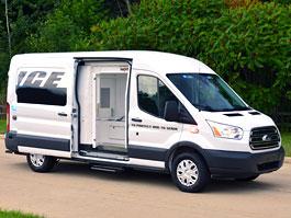 Ford Transit Prisoner Transport Vehicle: Bachařův sen
