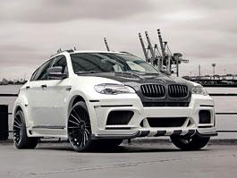BMW X6 M od DD Customs: Extrovertní kladivo