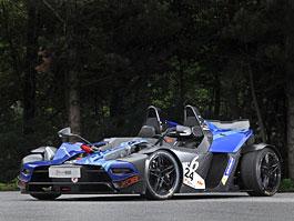 Wimmer X-Bow: Ještě větší výkon pro čtyřkolový superbike