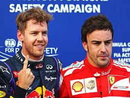 Sebastian Vettel odchází od Red Bullu k Ferrari. Nahradí Alonsa
