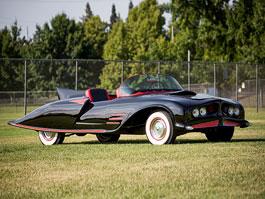 Původní Batmobile jde do aukce. Za 2 miliony korun.