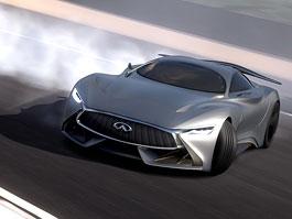 Infiniti Vision Gran Turismo Concept: Bumerang s vizí budoucnosti