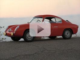 Abarth 750 GT Corsa Zagato: Malá dvojitá bublina na videu od Petrolicious