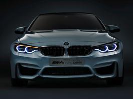 BMW M4 Iconic Lights vidí až 600 metrů před sebe