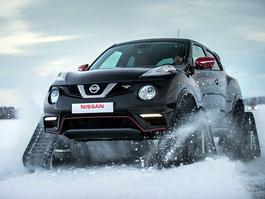 Nissan Juke Nismo RS: Nejnověji v provedení