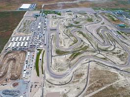 Geely koupilo známý závodní okruh Miller Motorsports Park