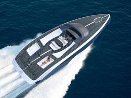 Palmer Johnson Niniette: Jachta inspirovaná značkou Bugatti