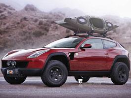 Chcete SUV od Ferrari? Zastřelte Marchionneho